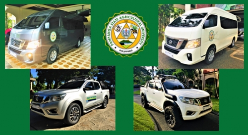 PSAU vehicles